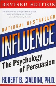 Influence: The Psychology of Persuasion