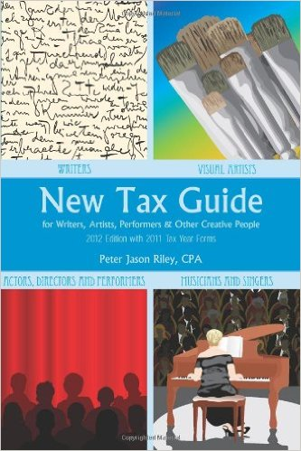 Table of Contents: Introduction Dedication Income What Can I Deduct? For Actors, Actresses, Directors, Dancers, and Other Performers For Musicians and Singers For Visual Artists For Writers Setting Up a Business Entity The Audit Process, Recordkeeping, and Your Taxpayer Rights Choosing a Tax Advisor Tax Planning In Closing Appendix A: Internet Resources Appendix B: IRS Publications and Other Resources