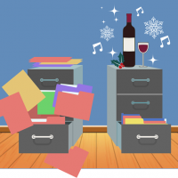 Organize For The New Year