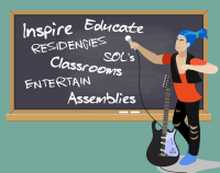 How To Think Like Elementary School Cultural Arts Programmers