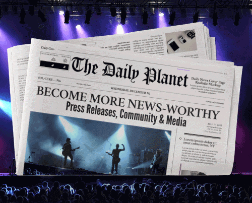 Become More News Worthy