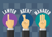 Lawyers, Agents, Managers, Oh MY