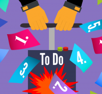 Blow Up The To Do List Accomplish More