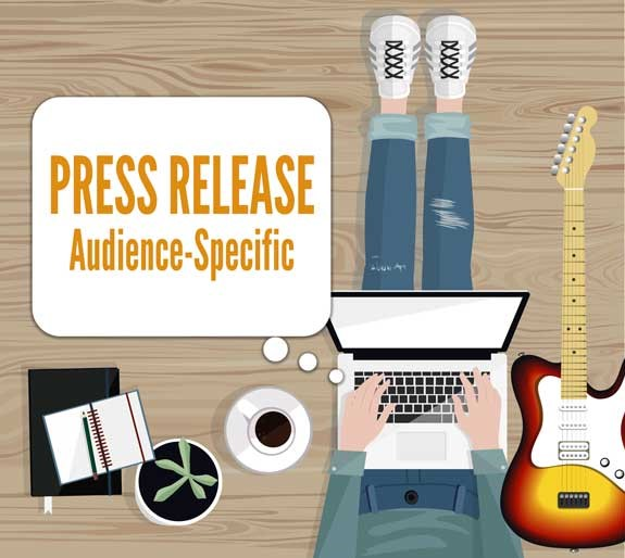 How To Write Audience Specific Press Releases