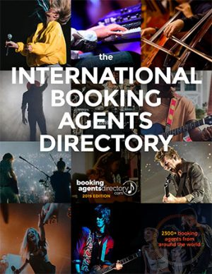 Booking Agent Directory