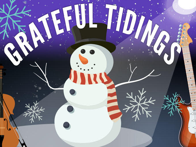 Grateful Tidings