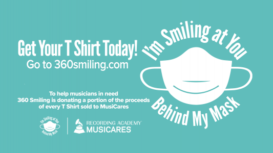 Helping Musicians in Need One T Shirt at a Time