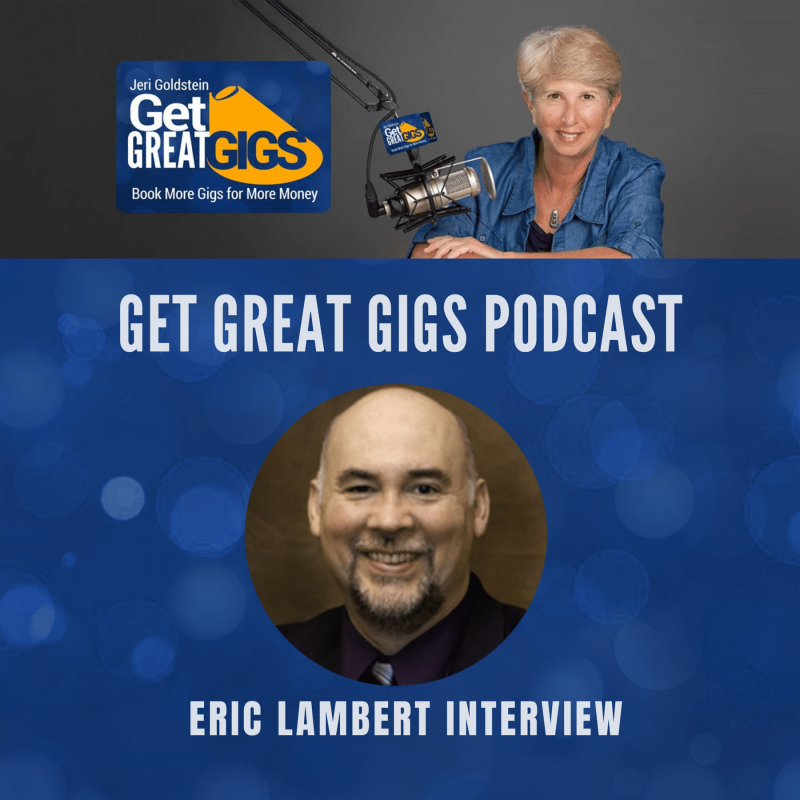 eric Lamber Interview Episode 004