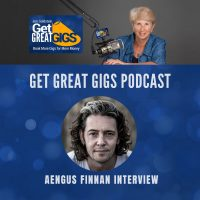 Aengus Finnan Interview