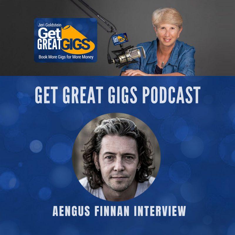 Aengus Finnan Interview