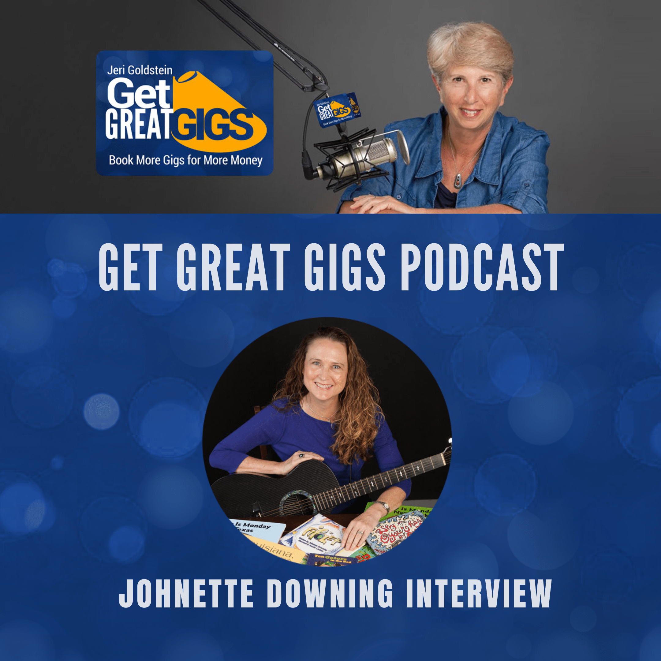 Johnette Downing Interview