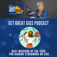 Best Weekend of the Year for Gigging Streaming or Live